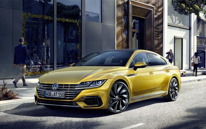De nieuwe Volkswagen Arteon: Vijf Euro NCAP sterren